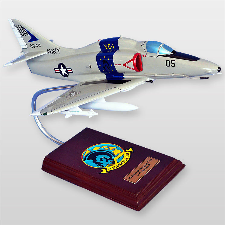 Douglas A-4F Skyhawk USN Model Custom Made for you