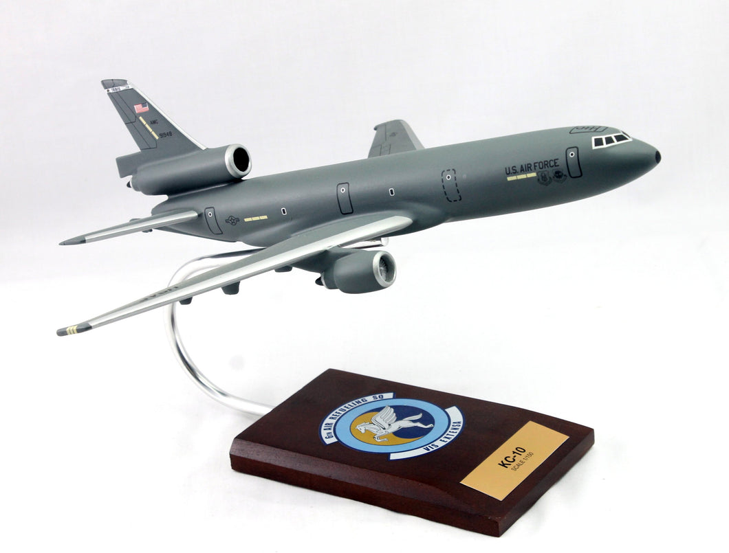 KC-10 Extender 1150 6th Air Refueling Squadron Painted Aviation Model Custom Made for you