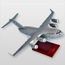 Load image into Gallery viewer, Lockheed C-17 GLOBEMASTER III USAF Model Custom Made for you
