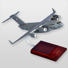 Load image into Gallery viewer, Lockheed C-17 Globemaster III USAF Painted Aviation Models