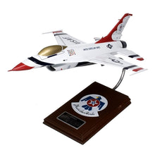 Load image into Gallery viewer, Lockheed F-16A Thunderbirds Model Custom Made for you