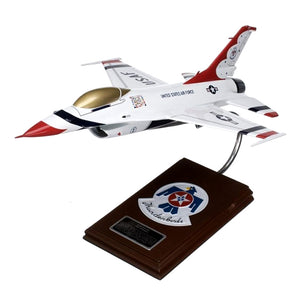 Lockheed F-16A Thunderbirds Model Custom Made for you
