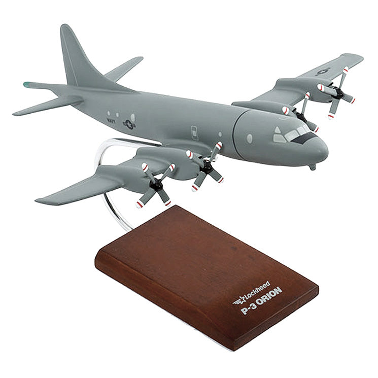 Lockheed P-3C Orion Low Vis Model Custom Made for you