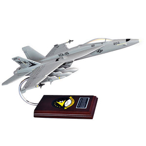 Boeing F/A-18E Super Hornet USN Model Scale:1/38