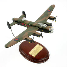 Load image into Gallery viewer, Avro Lancaster Model Custom Made for you