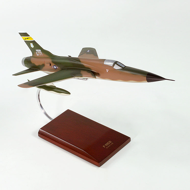 Republic F-105D Thunderchief Model Custom Made for you
