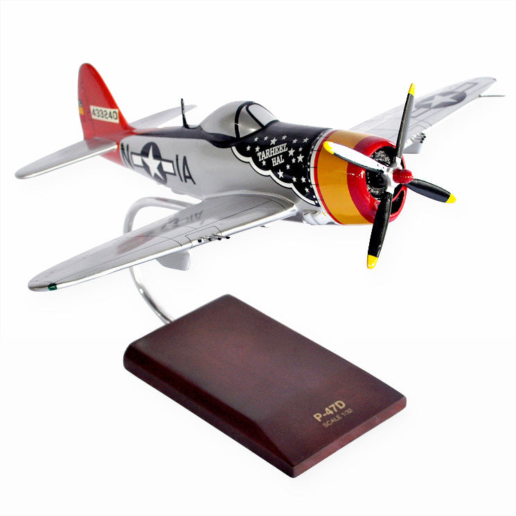 Republic P-47D Thunderbolt Tarheel Hal Model Custom Made for you