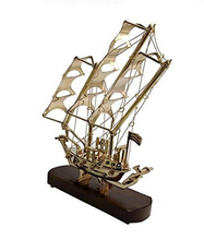 Load image into Gallery viewer, BRASS SHIP
