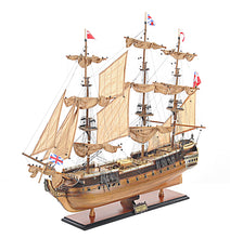 Load image into Gallery viewer, HMS Surprise Large With Table Top Display Case