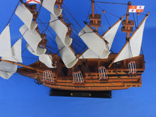 Load image into Gallery viewer, Wooden Spanish Galleon Tall Model Ship 20""