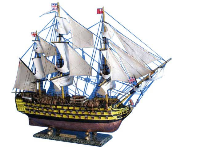 HMS Victory Limited Tall Model Ship 38