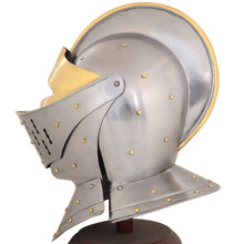 Load image into Gallery viewer, Armor Helmet European Knight