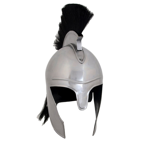 TROJAN ARMOR HELMET with cotton liner