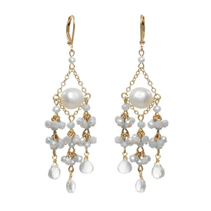 Moondance Chandelier Earring
