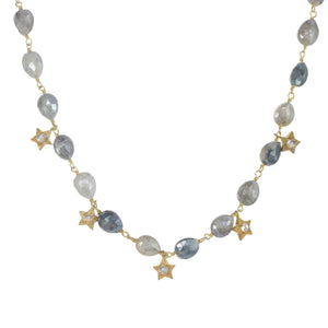 Mystique Quartz Starlet Necklace