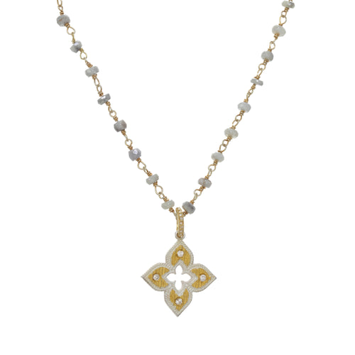 Yours Forever Clover Necklace