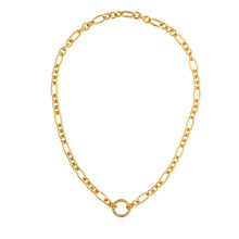 Load image into Gallery viewer, Gorgeous Gold Link Necklace