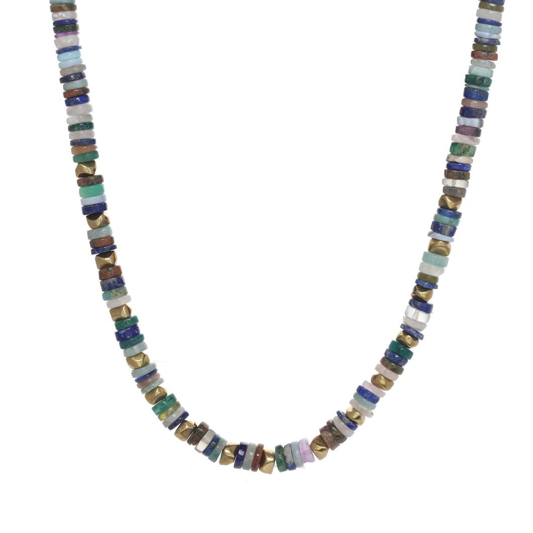 Mixed Medley Necklace