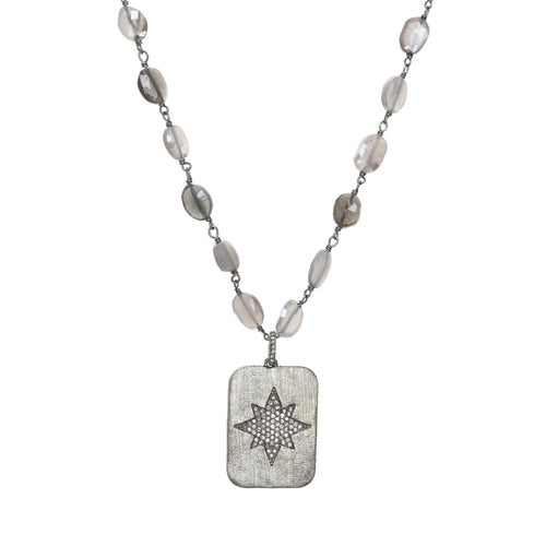 Upon a Star Necklace