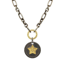 Load image into Gallery viewer, Star Pendant Diamond Necklace