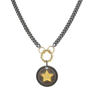 Medallion Star Pendant