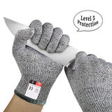 Anti Cut Safety Gloves
