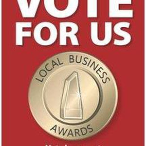 LOCAL BUSINESS AWARDS - VOTE FOR US: