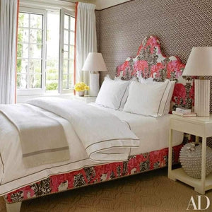 5 Inspiring Headboards by Architectural Digest