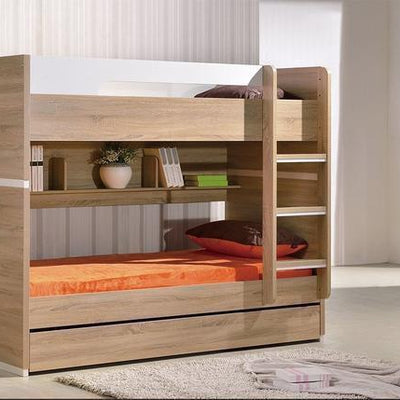Bunks with Trundles