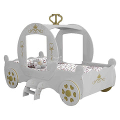 Cinderella Princess Carriage Bed
