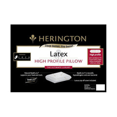 Herington Latex High Pillow