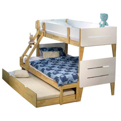Irvine Single over Double Bunk Bed