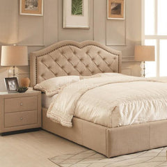 Monroe Standard Bed with Timber Slats