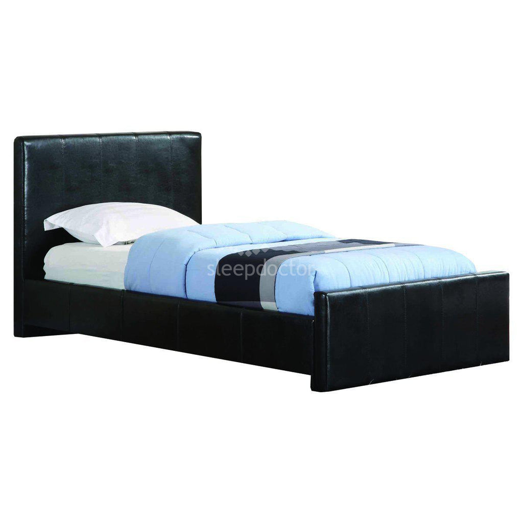 Victor Standard Bed with Timber Slats