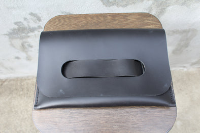 The HARPER Clutch - knight rider black