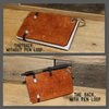 "Index Card Holder - 4""x6"" size with MONGRAM"