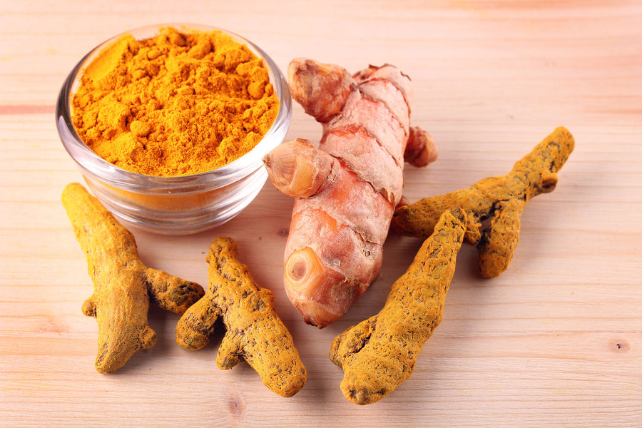 Get to Know: Superior Labs 100% Pure Turmeric Gold