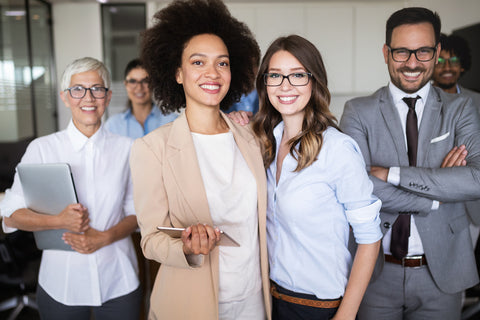 Group of Diverse Business People Looking at the Camera | Superior Labs