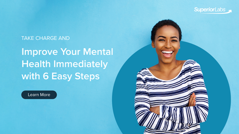From The Experts: Take charge and improve your mental health immediately with 6 easy steps