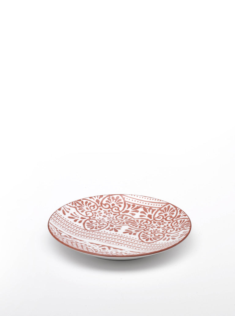 Damasco Small Plate (Set of 2)