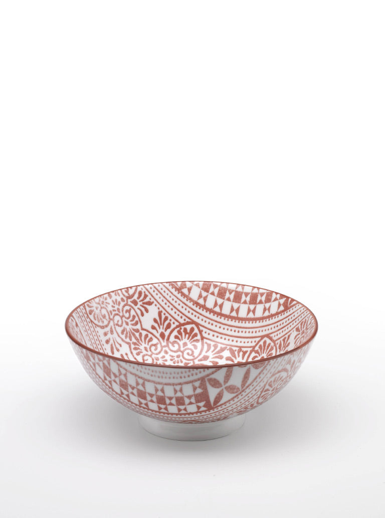 Damasco Medium Bowl (Set of 2)