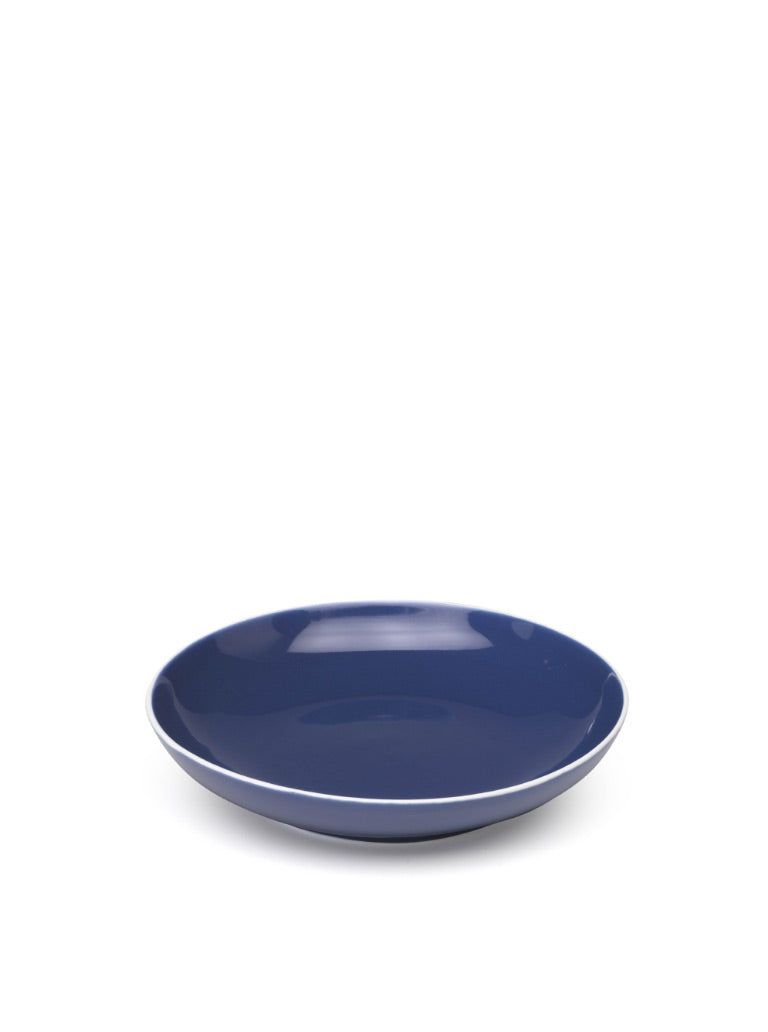 Rhapsody in Blue Deep Plate