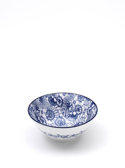 Rhapsody in Blue Small Bowl