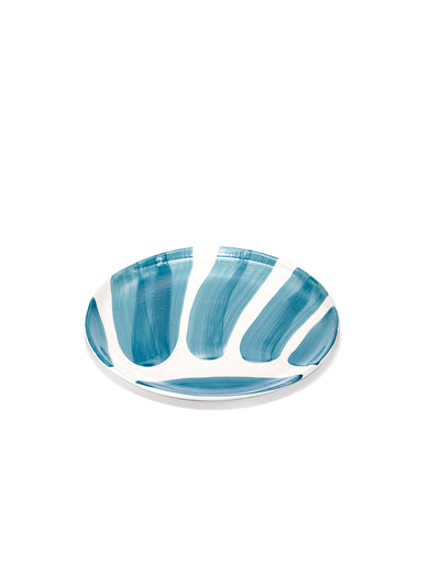 Striche Pizza Plate - Brushstroke (Set of 2)
