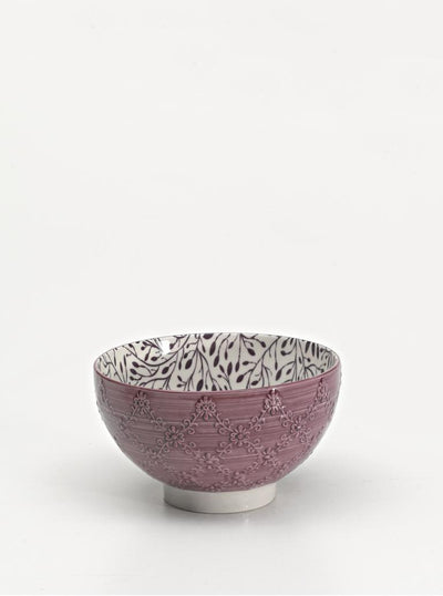 Tue Small Textured Bowl (Set of 6)
