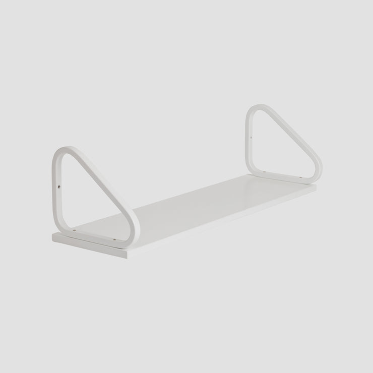 112B Wall Shelf - White