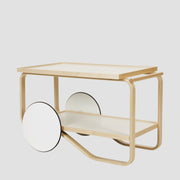 901 Tea Trolley - White