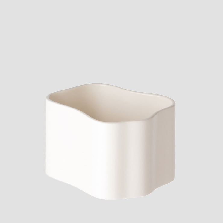 Riihitie Planter B - Small / White
