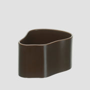 Riihitie Planter A - Small / Brown