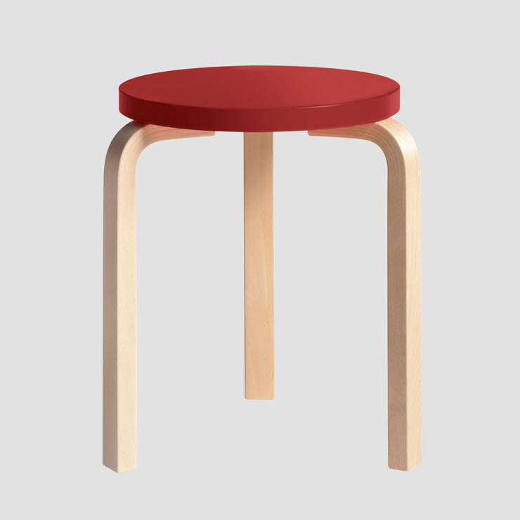 60 Stool - Red
